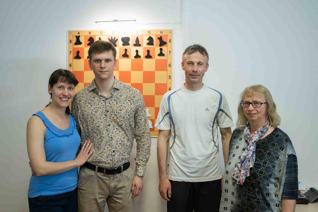 Тренеры по шахматам
